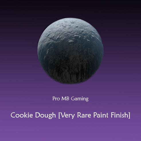 Cookie Dough Rocket League