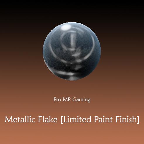 Metallic Flake Rocket League