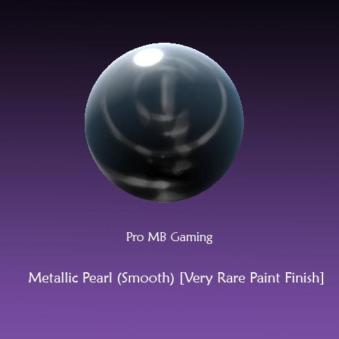 Metallic Pearl Rocket League